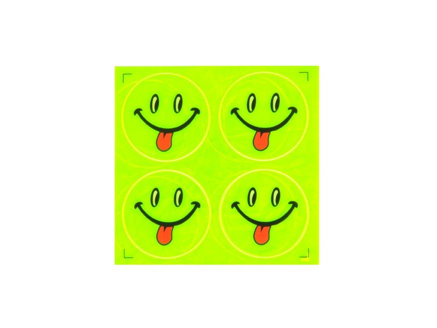 Samolepka W003153 tvár