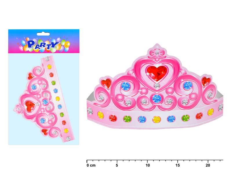 Korunka 818446 princezná 6ks