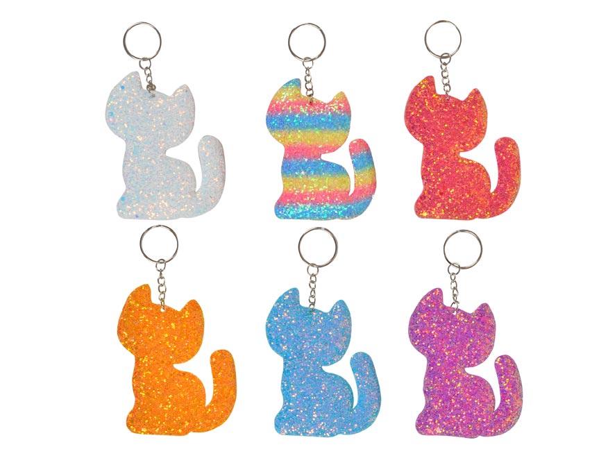 Kľúčenka W003169 mačka
