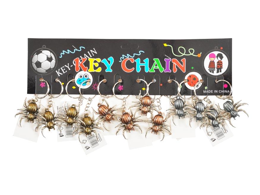 Kľúčenka W007069 pavúk