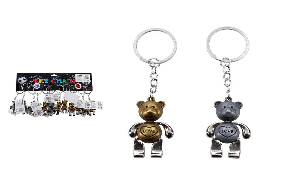 Kľúčenka W010882 medvedík