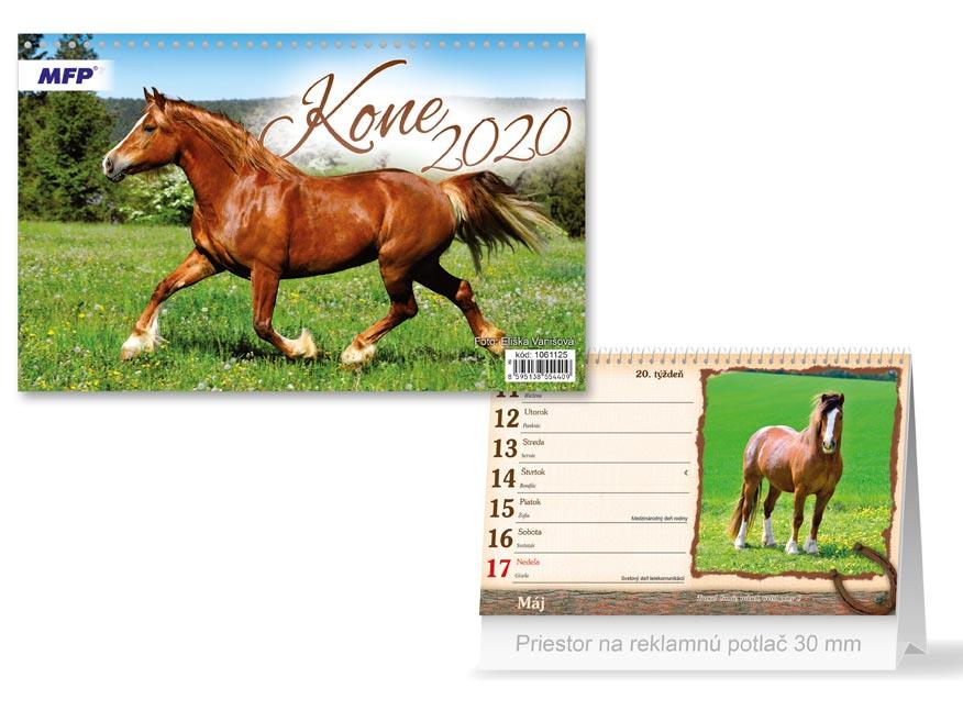 SK Kalendár 2020 stolový Kone