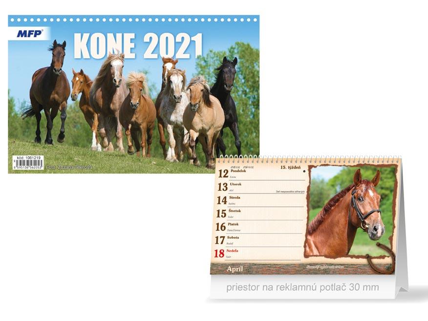 sK Kalendár 2021 stolový Kone 1061219