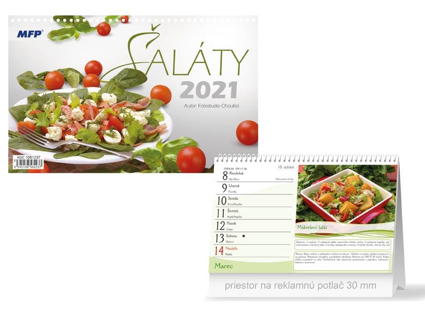 sK Kalendár 2021 stolový Šaláty 1061237