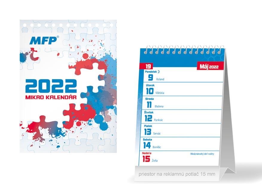 sK Kalendár 2022 stolový Mikro 1061315