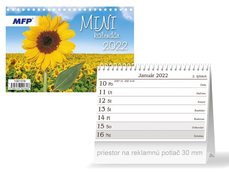 sK Kalendár 2022 stolový Mini 1061316
