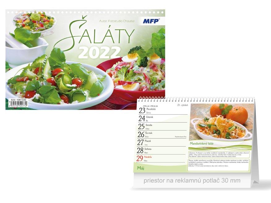 sK Kalendár 2022 stolový Šaláty 1061330