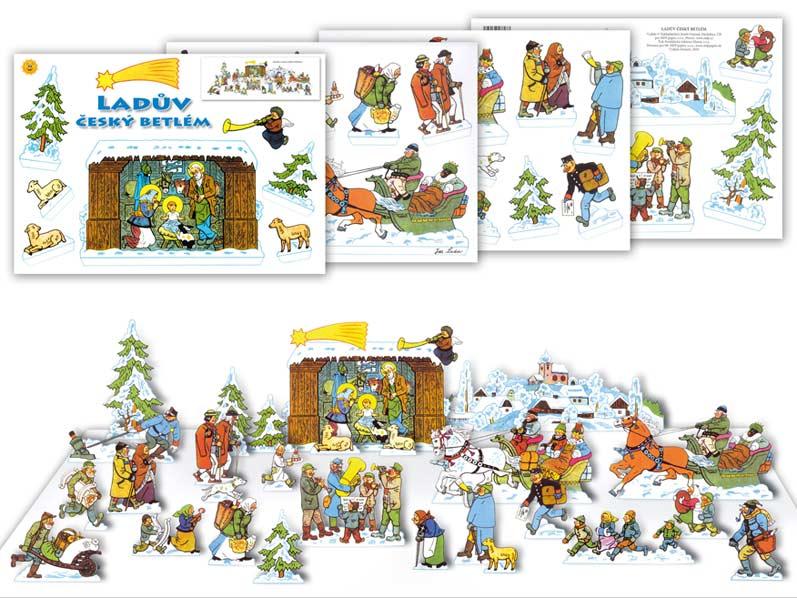 betlehém - Ladův vianočný 1110010