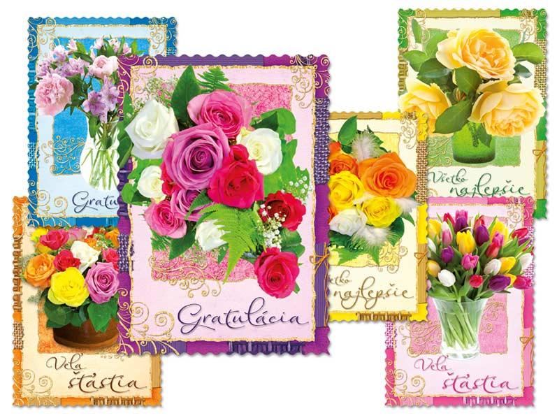 sK Pohľadnica srdečná R050 C výsek 1230286