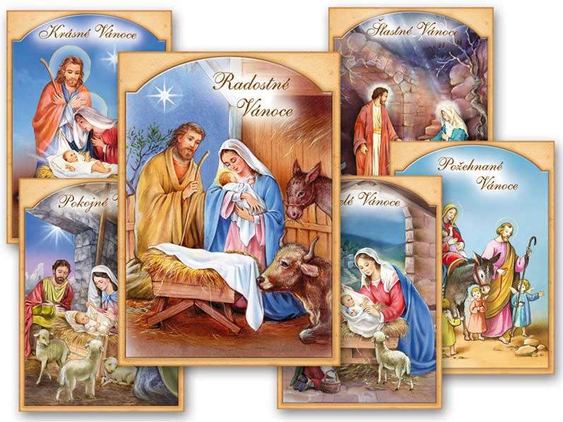 Pohľadnica vianočná m 051 A