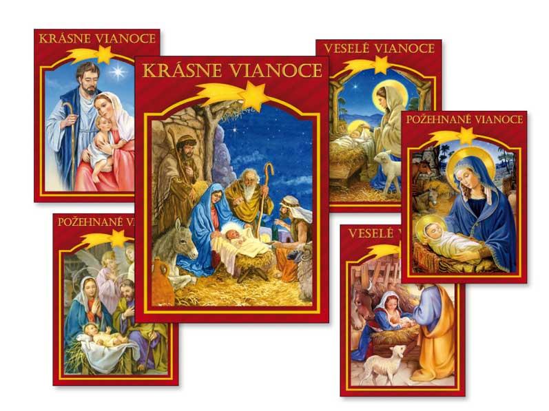 sK Pohľadnica vianočná 110 B UV 1240646