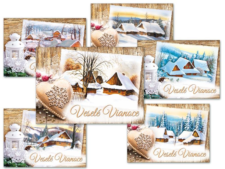 sK Pohľadnica vianočná m 136 A 1240745