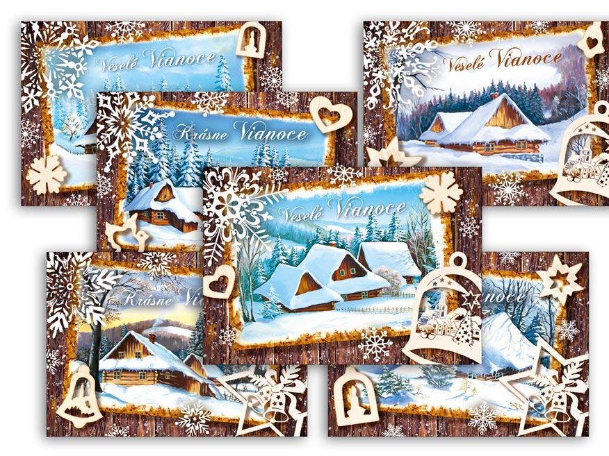 sK Pohľadnica vianočná m 148 A 1240794