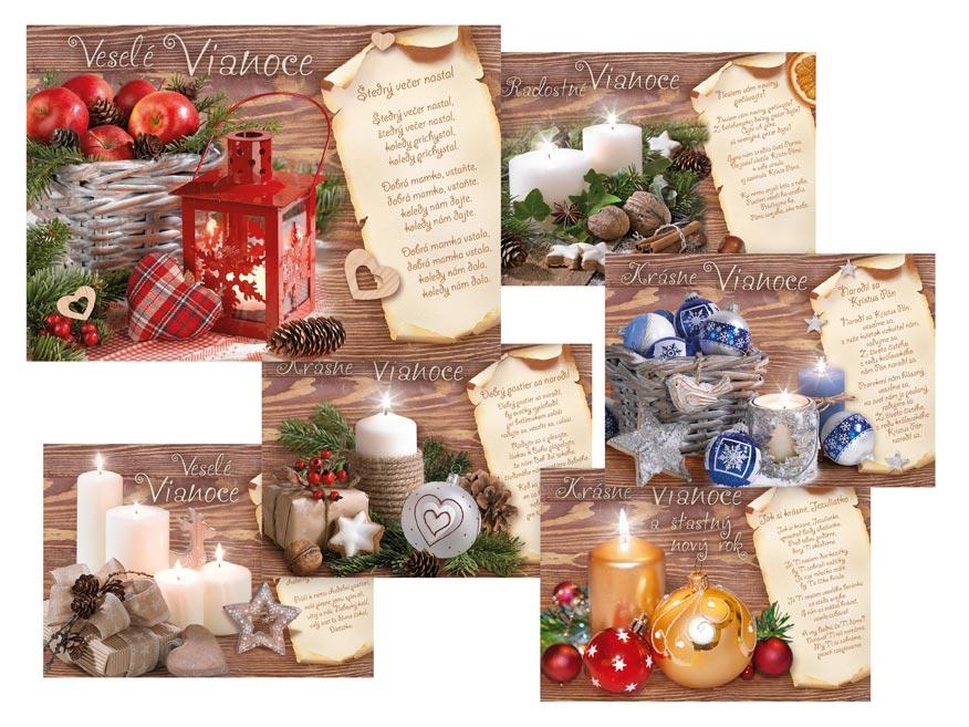 sK Pohľadnica vianočná m 155 A 1240816