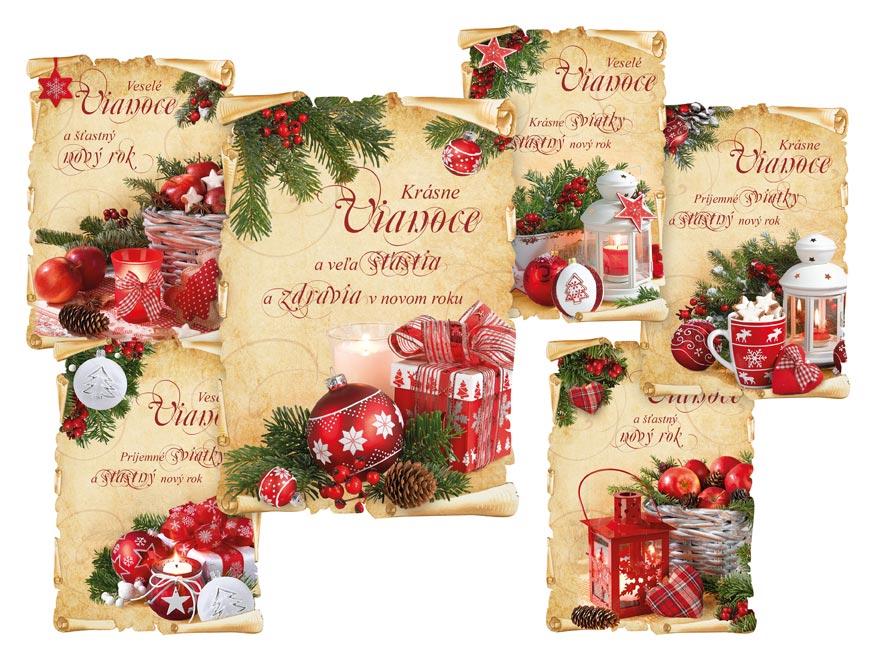 sK Pohľadnica vianočná m 156 C výsek 1240817