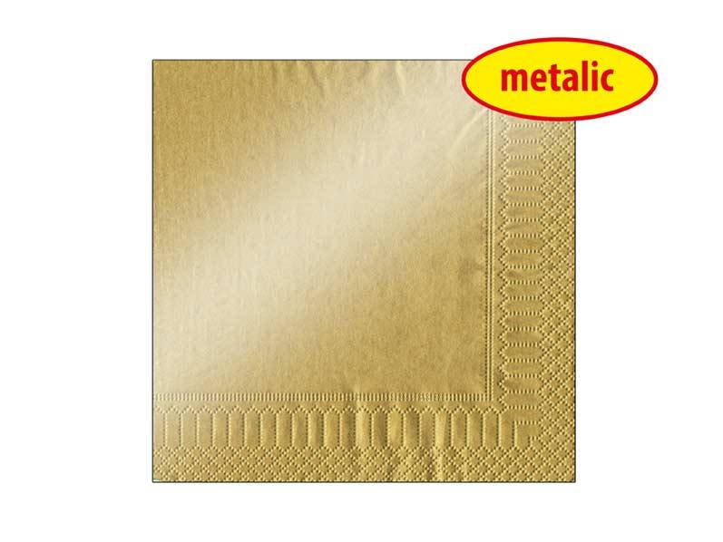 Obrúsok GOLD 33x33