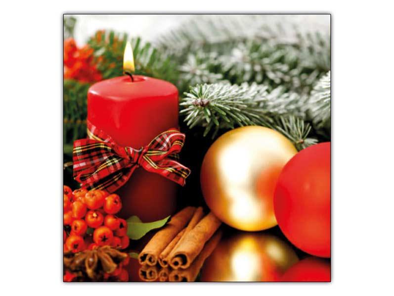 Obrúsok vianočný 33x33 BN16- 077