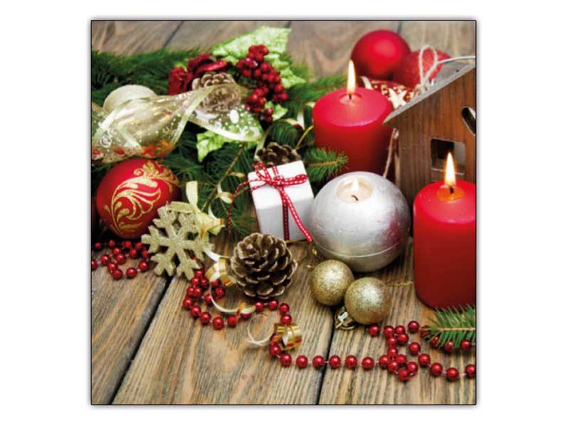 Obrúsok vianočný 33x33 BN16- 080