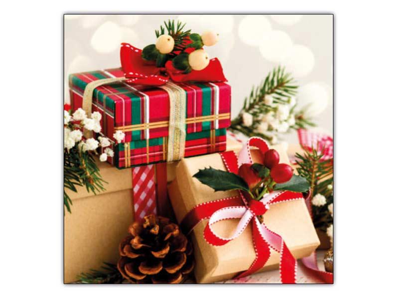 obrúsok vianočný 33x33 BN16- 079 2010757