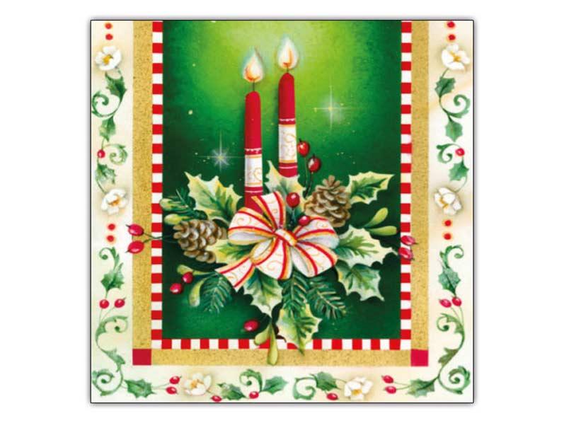 Obrúsok vianočný 33x33 BN16- 084
