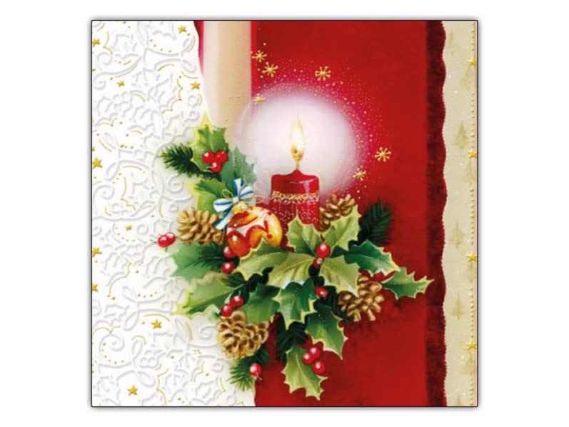 Obrúsok vianočný 33x33 BN16- 085