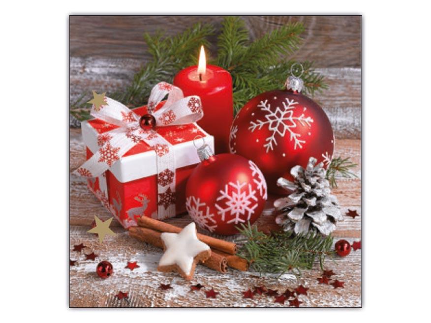 Obrúsok vianočný 33x33 BN-092
