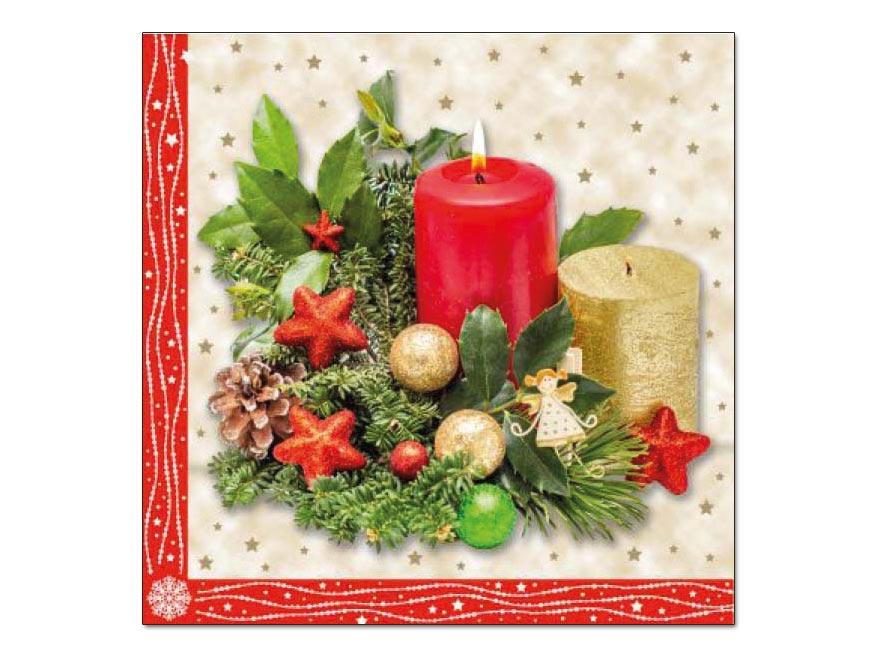 Obrúsok vianočný 33x33 BN- 098