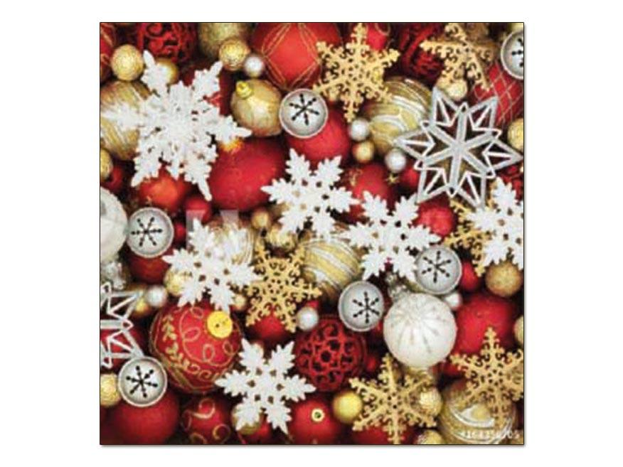 obrúsok vianočný 33x33 BN- 101 2010784