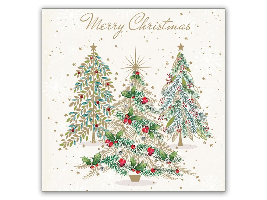 obrúsok 33x33 vianočný BN-117 2010799