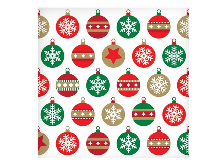 obrúsok vianočný P 33x33  TL633000 2010830