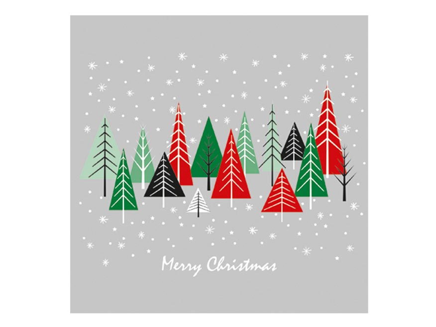 obrúsok vianočný P 33x33  SPM059253 2010836