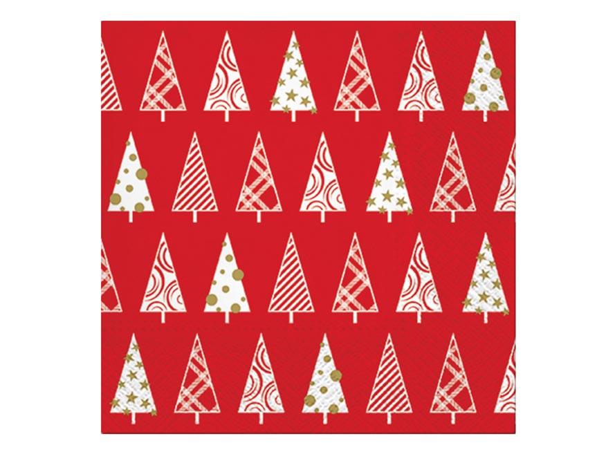obrúsok vianočný P 33x33  SDL013600 2010837