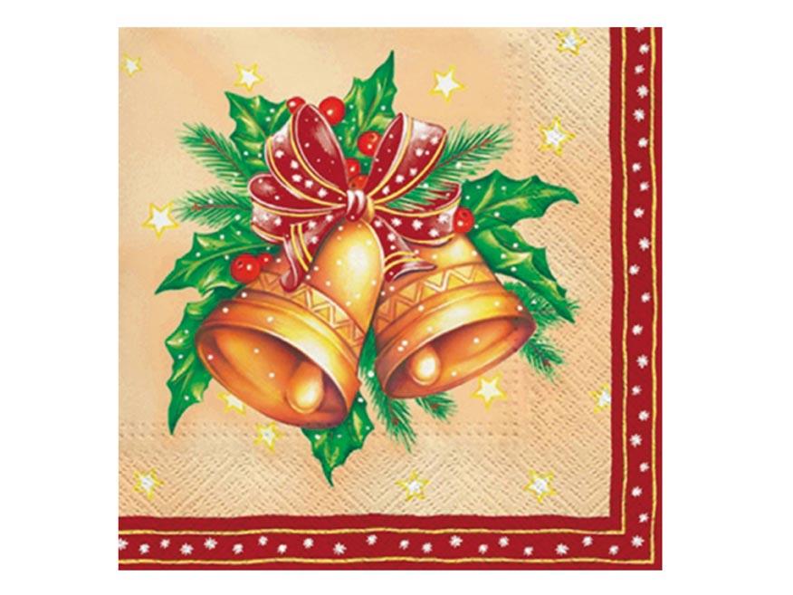 obrúsok vianočný P 33x33  563231 2010840