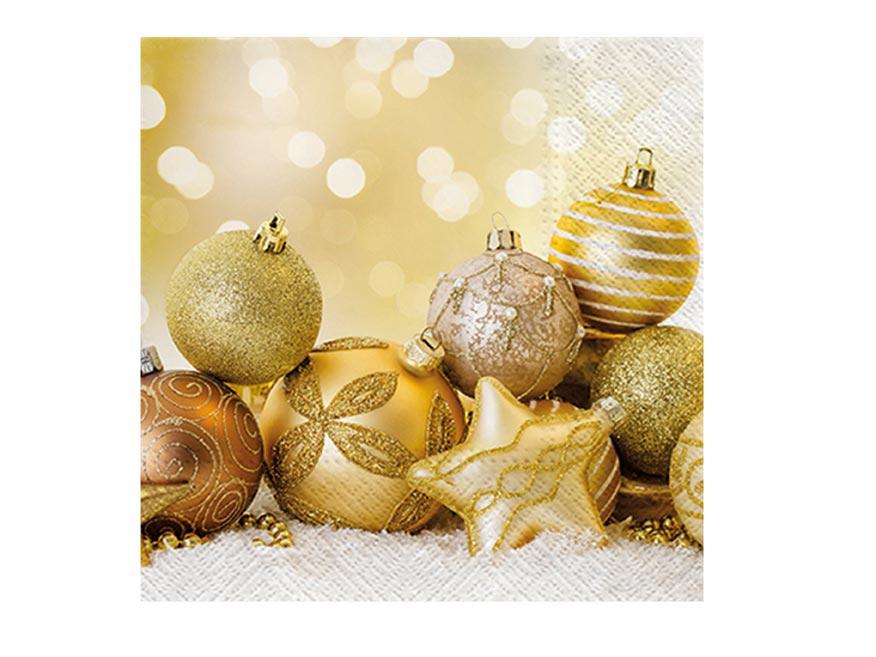 obrúsok vianočný P 33x33  SPM250025 2010866