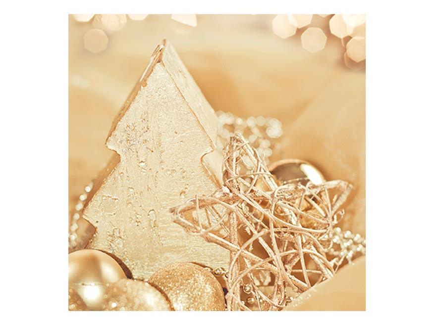 obrúsok vianočný P 33x33  MES100337 2010876