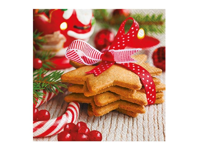 obrúsok vianočný P 33x33  SDL056099 2010877