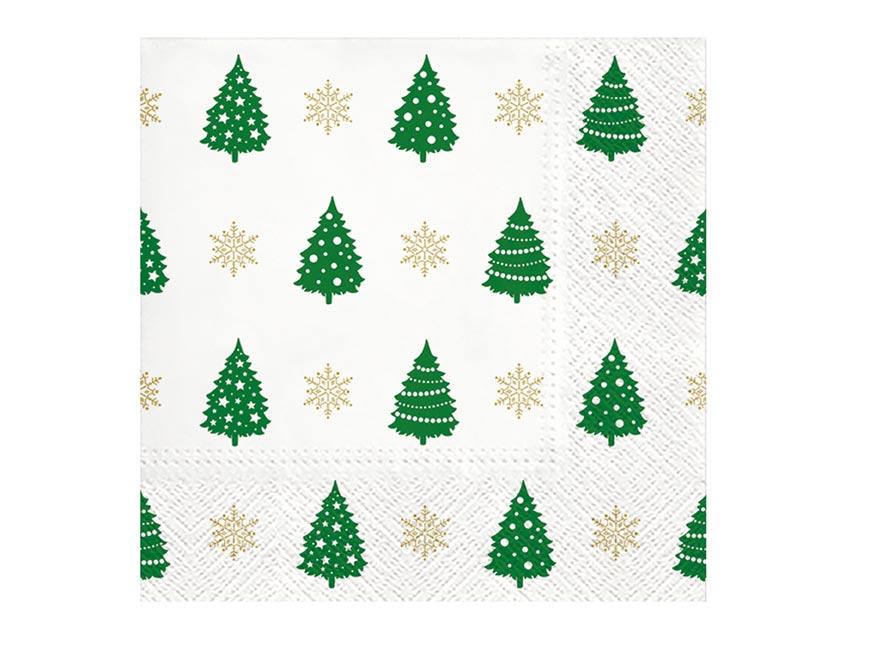 obrúsok vianočný P 33x33  TL817000 2010878