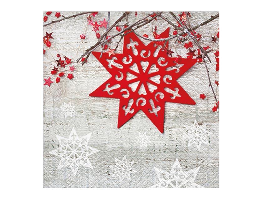 obrúsok vianočný P 33x33  SDL080900 2010883