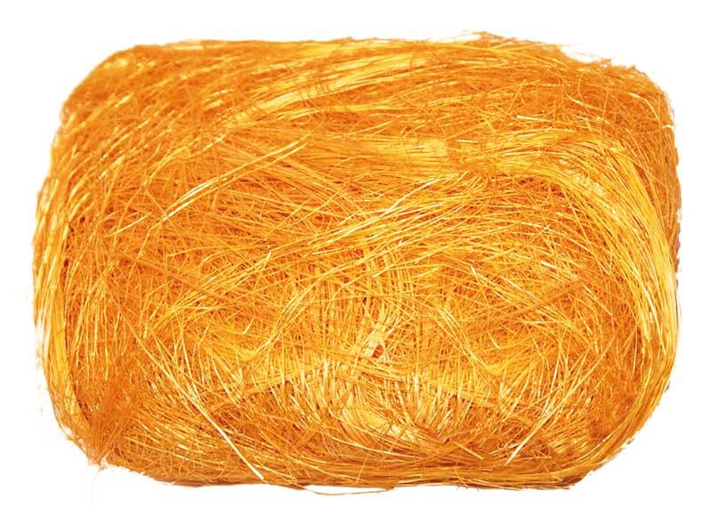 Sisal 2422 oranžový 30g