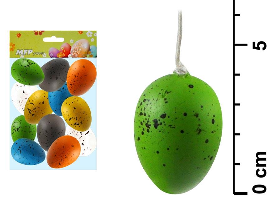vajíčka plast 4cm/12ks S170044F 2221250