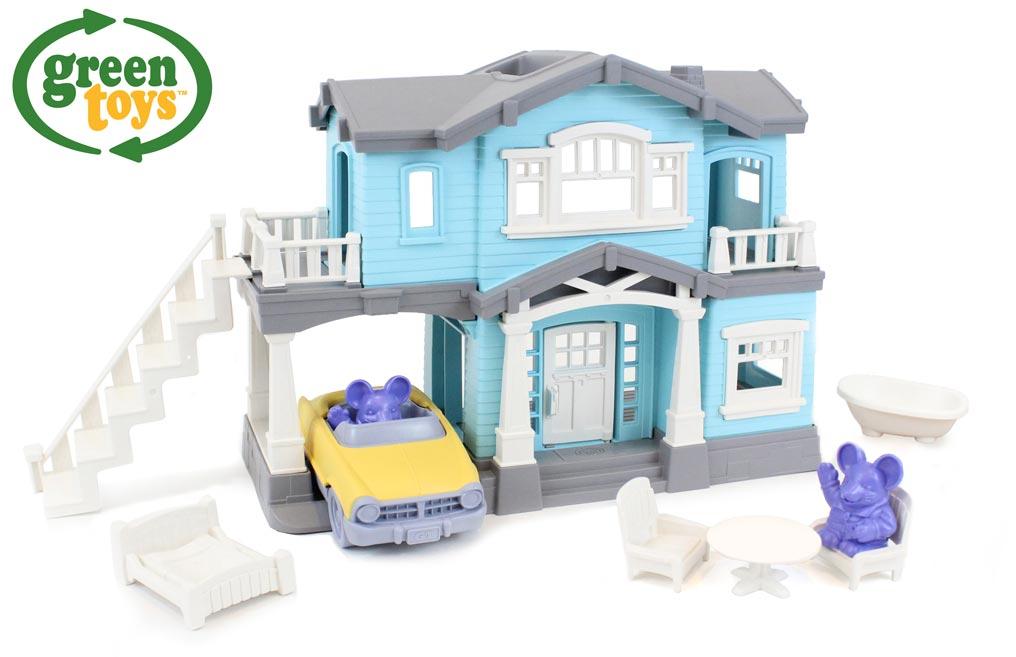 Green Toys Domček W009295