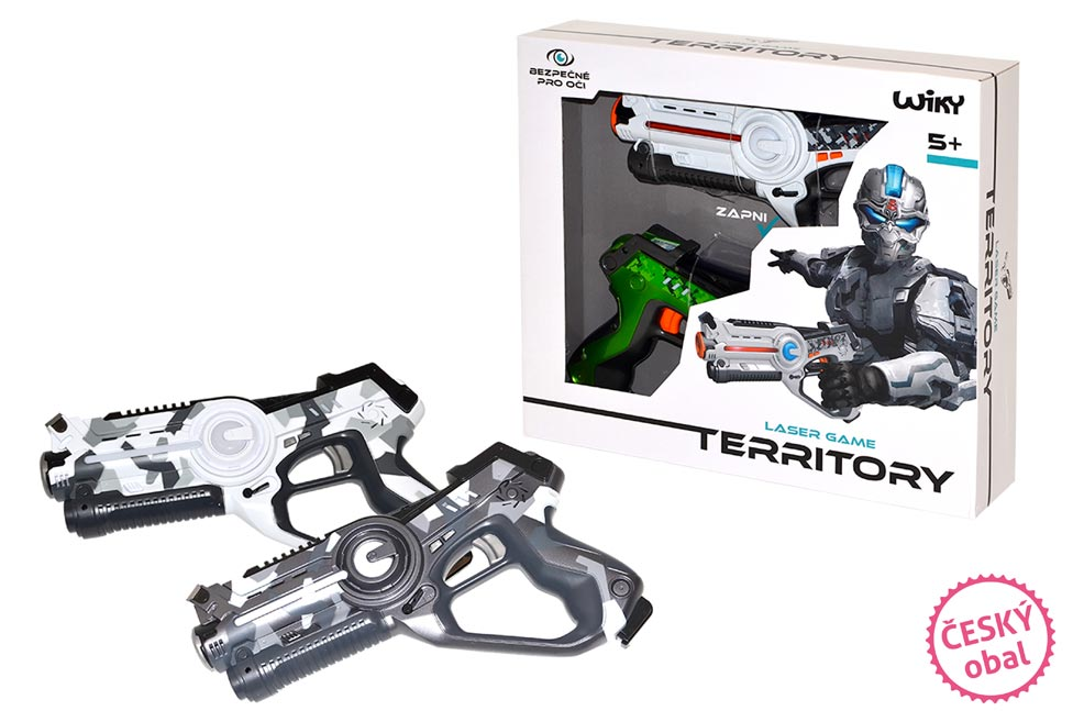 TERRITORY Laser Game Double W280246