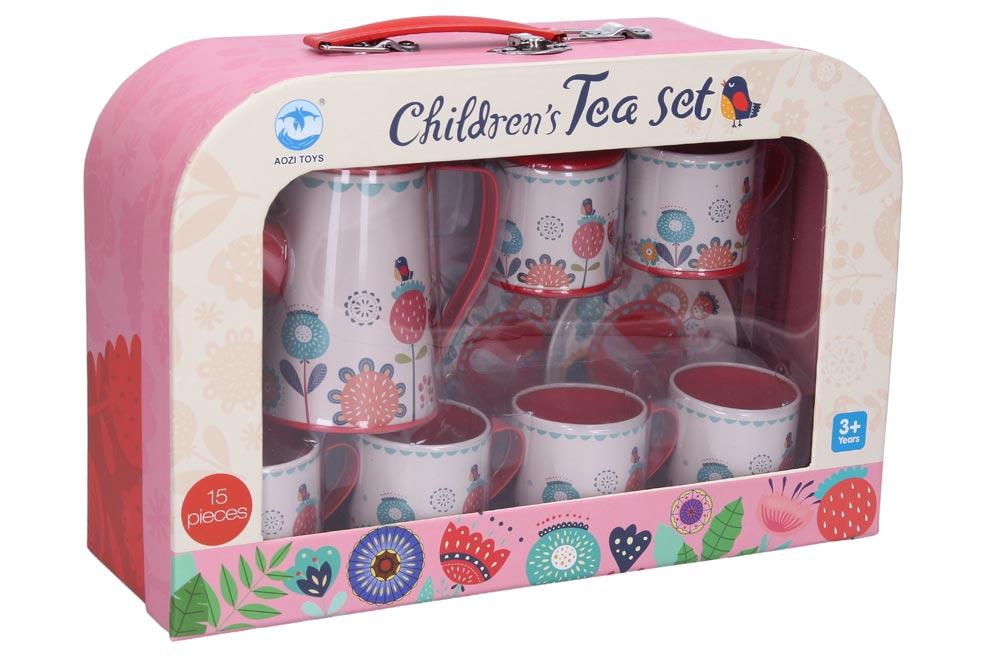 Detská sada riad na čaj W001876