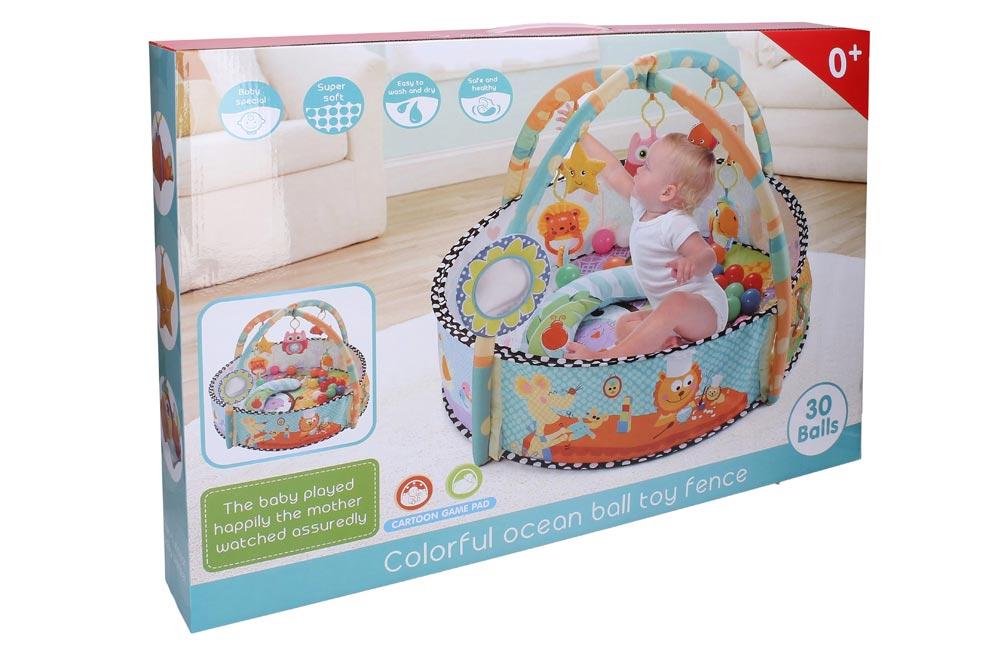 Hracie centrum pre bábätká W002014
