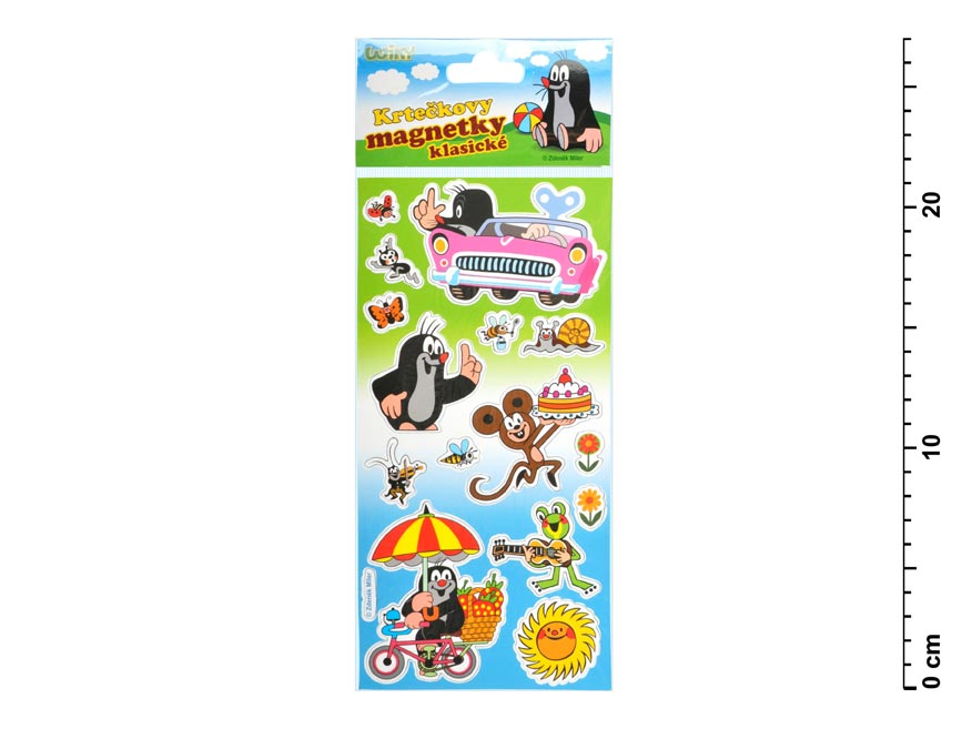 Magnet 171041 2D krtko