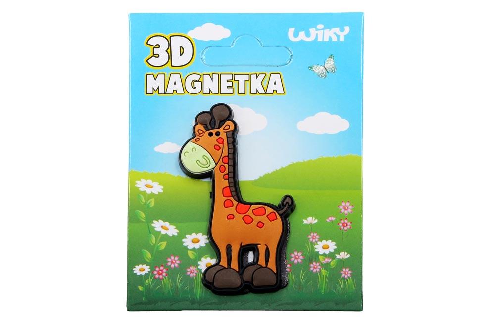 Magnet W010918 žirafa