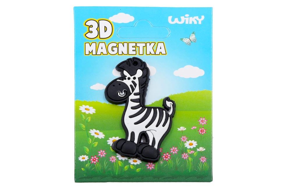 Magnet W010919 zebra