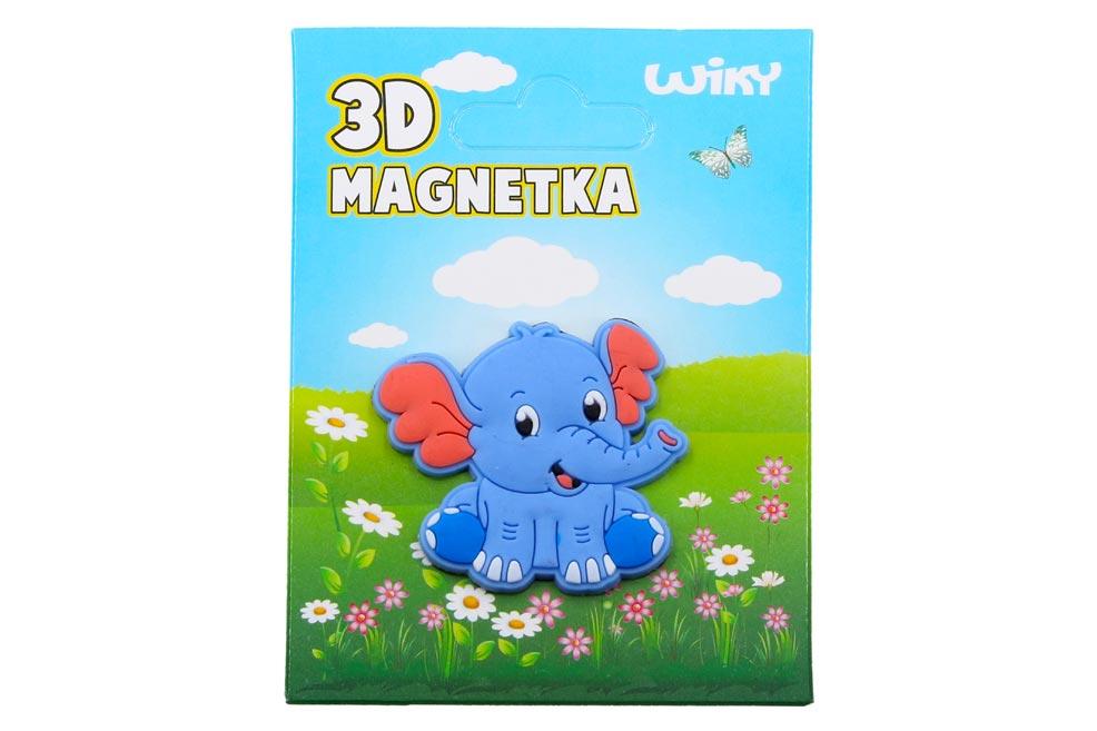 Magnet W010920 slon