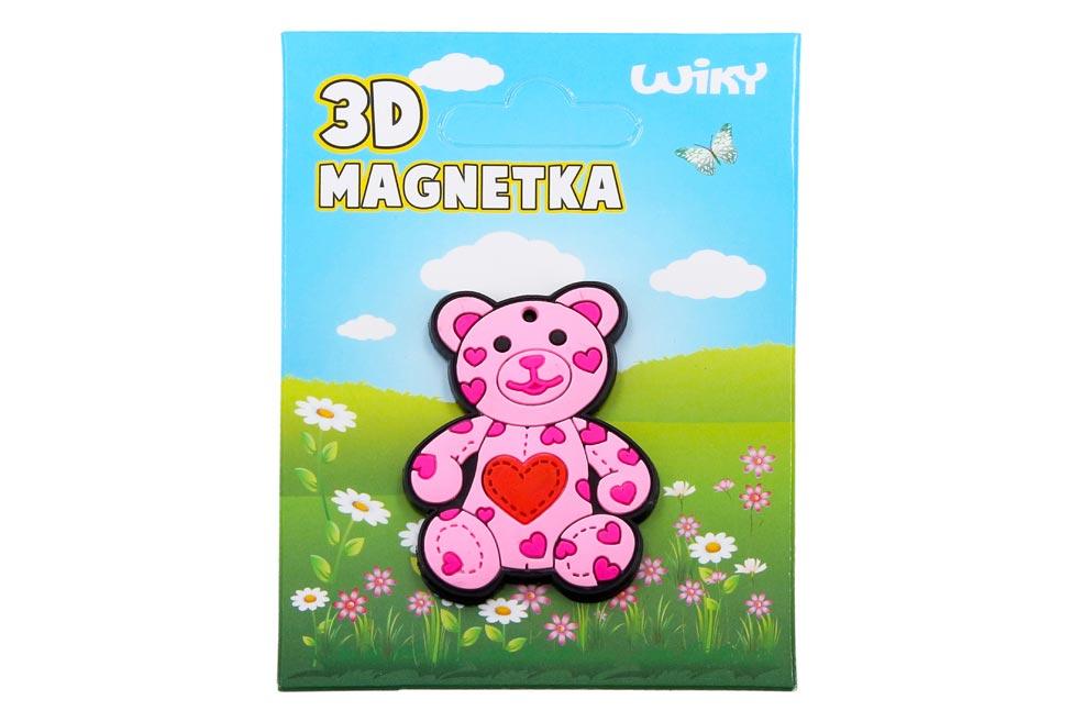 Magnet W010922 medveď