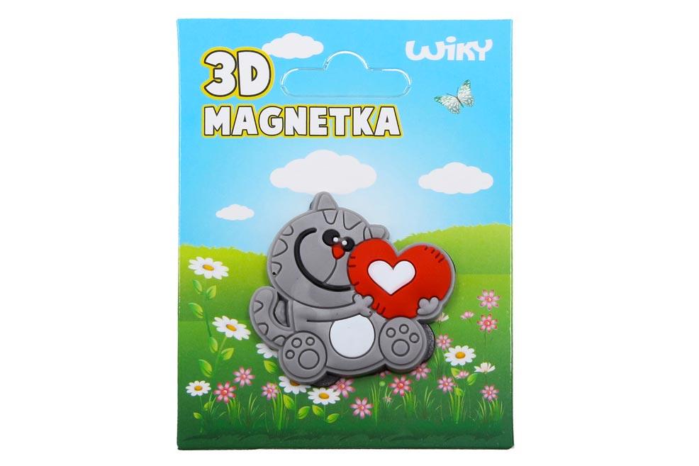 Magnet W010923 mačka